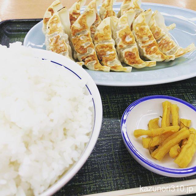 #餃子 を食べに #宇都宮まで行ってきた