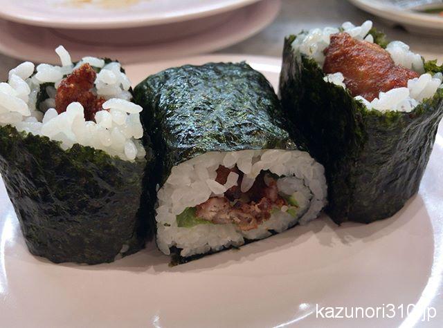 #さかなの竜田揚げ #かっぱ寿司 中身がわからんという