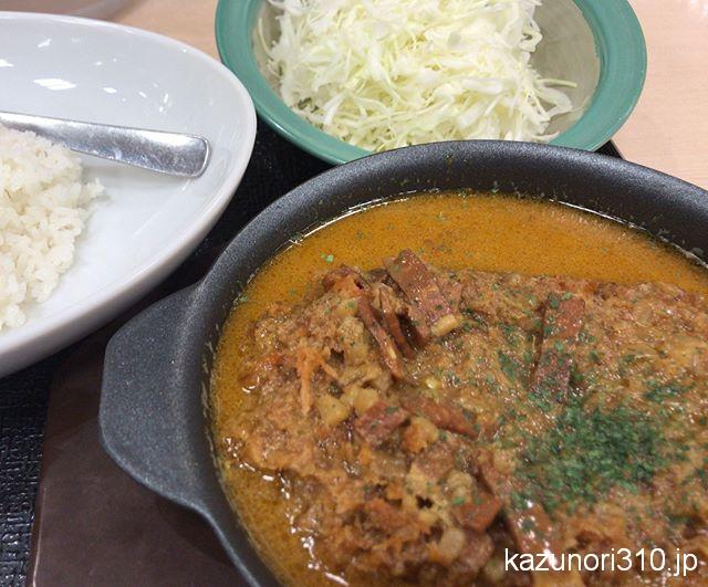 #ごちそうハンバーグ定食 #松のや