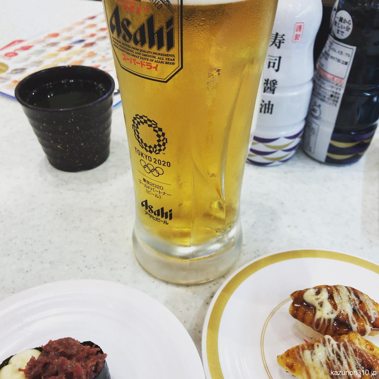 #ビールクズ #コンビーフ #かっぱ寿司 #お昼ご飯 コンビーフはおつまみ