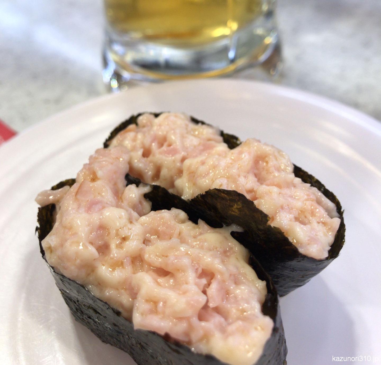 #やみつきロースハムマヨ軍艦 #かっぱ寿司